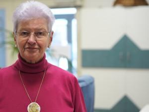 Foto von Lioba, die beim Pflegedienst Ute Kenyon arbeitet
