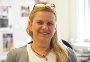Porträtfoto von Ute Kenyon, der Leiterin eines Pflegedienstes und mehrerer Demenz-WGs in Dortmund