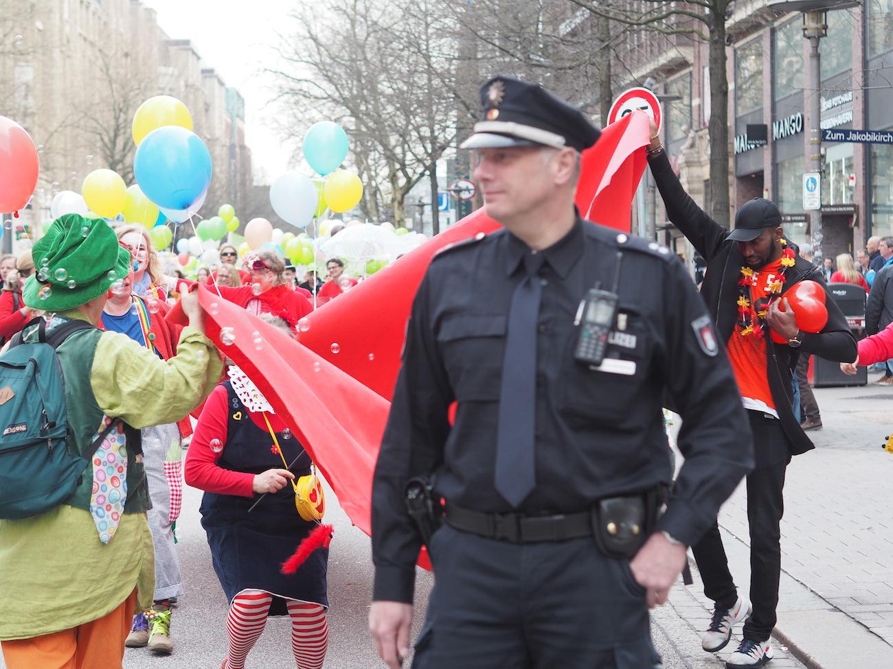 Friedlich, engagiert, gemeinsam – was für eine schöne Parade!