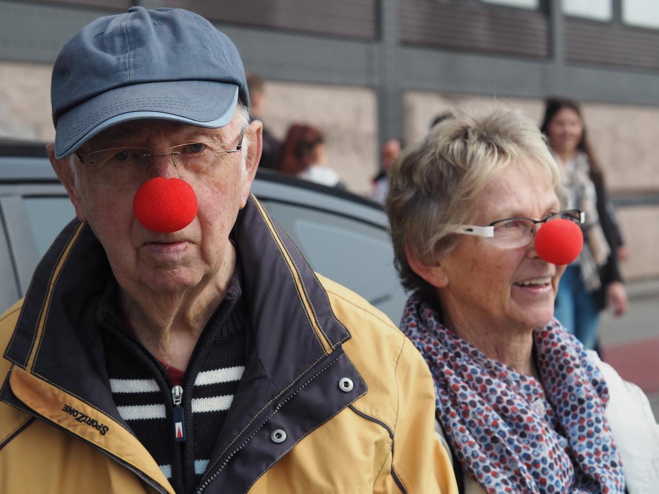 Rote Nasen für alle!