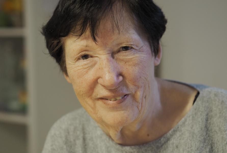 Fortgeschrittene Demenz – Hildegard lebt in einer Demenz-WG