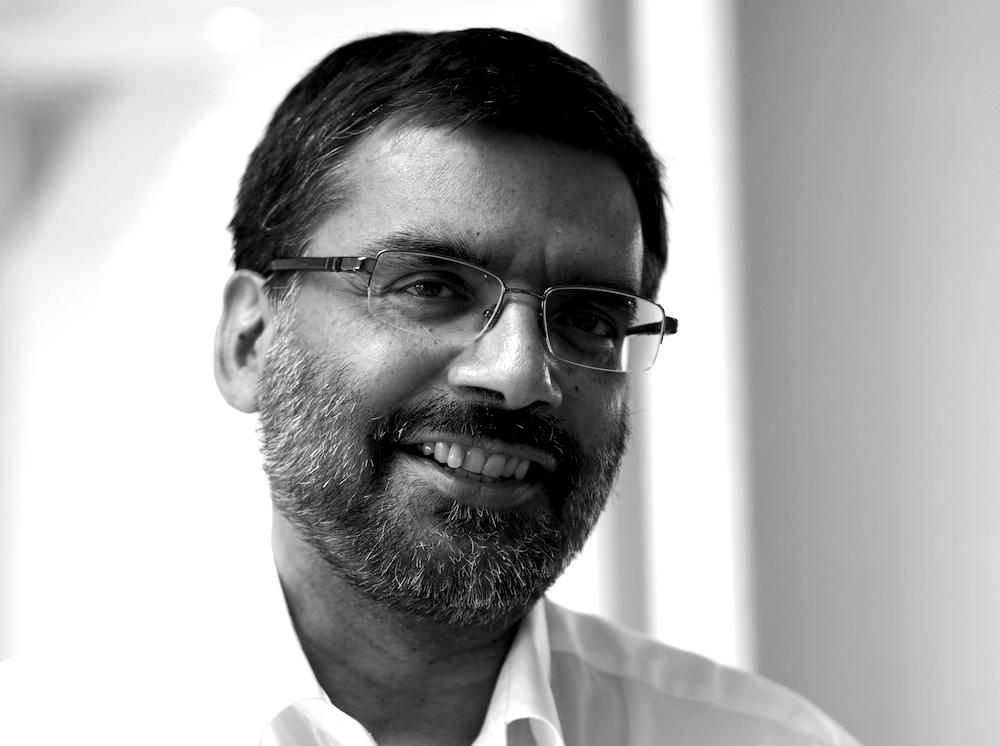 Prof. Dr. Rajan Somasundaram: Leiter Notaufnahme, Charité Universitätsmedizin Berlin, Campus Benjamin Franklin