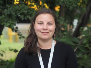 BarCamp-Neueinsteigerin: Gesundheits- und Krankenpflegerin Felicita Fuchs