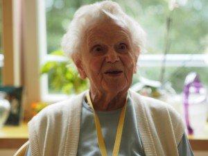 Hochaltrige Menschen: 107 Jahre und kein bisschen tüddelig