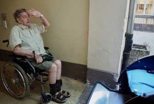 kati cares – eine Fahrradrikscha für Senioren