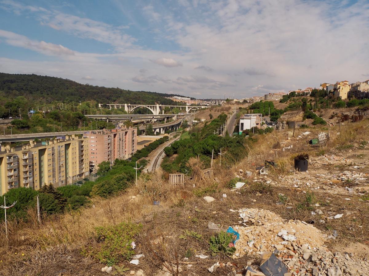 Obdachlosigkeit im Alter in Portugal