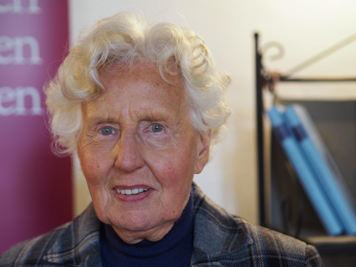 Ursula König hat die Chronik ihrer Familie aufgeschrieben