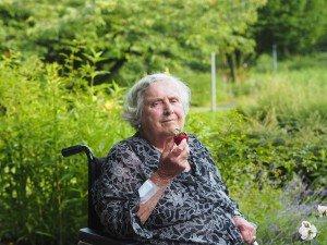Lebensqualität im Pflegeheim