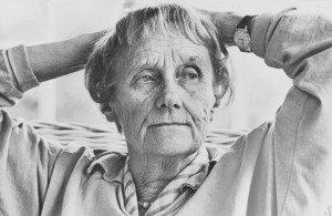 Unga Astrid Lindgren ©Roine-Karlsson