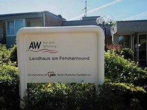 Pflegehotel Landhaus am Fehmarnsund der AWO Außenaufnahme