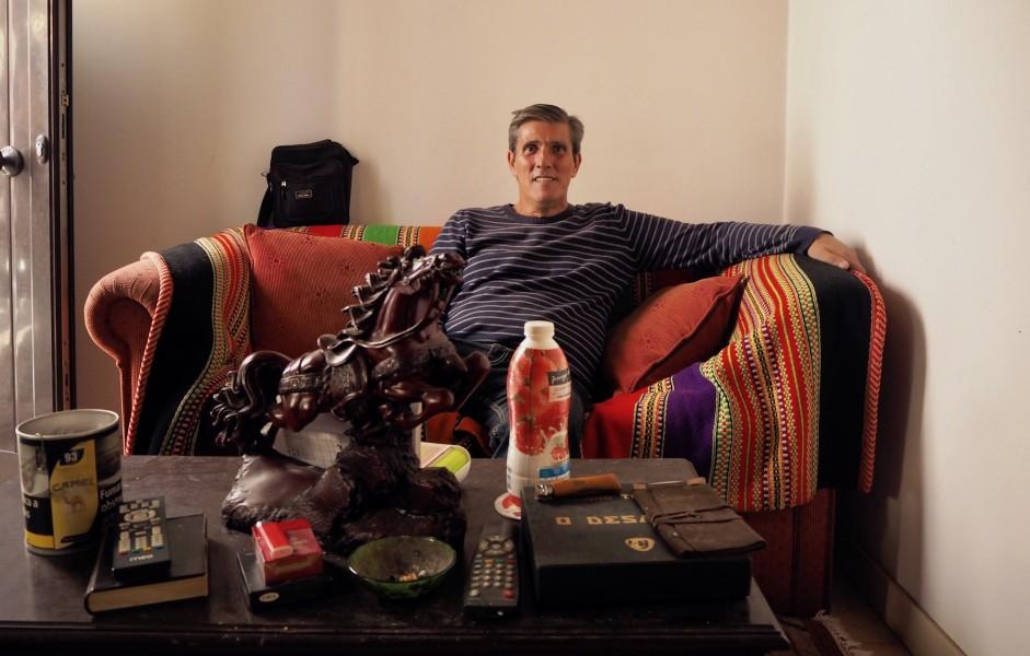 Paulo hat es geschafft, er ist der Obdachlosigkeit im Alter entkommen