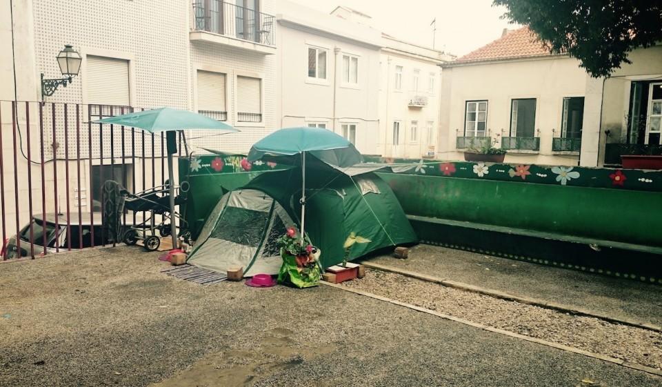 kati cares Altersblog bdachlosigkeit in Lissabon Aufmacher