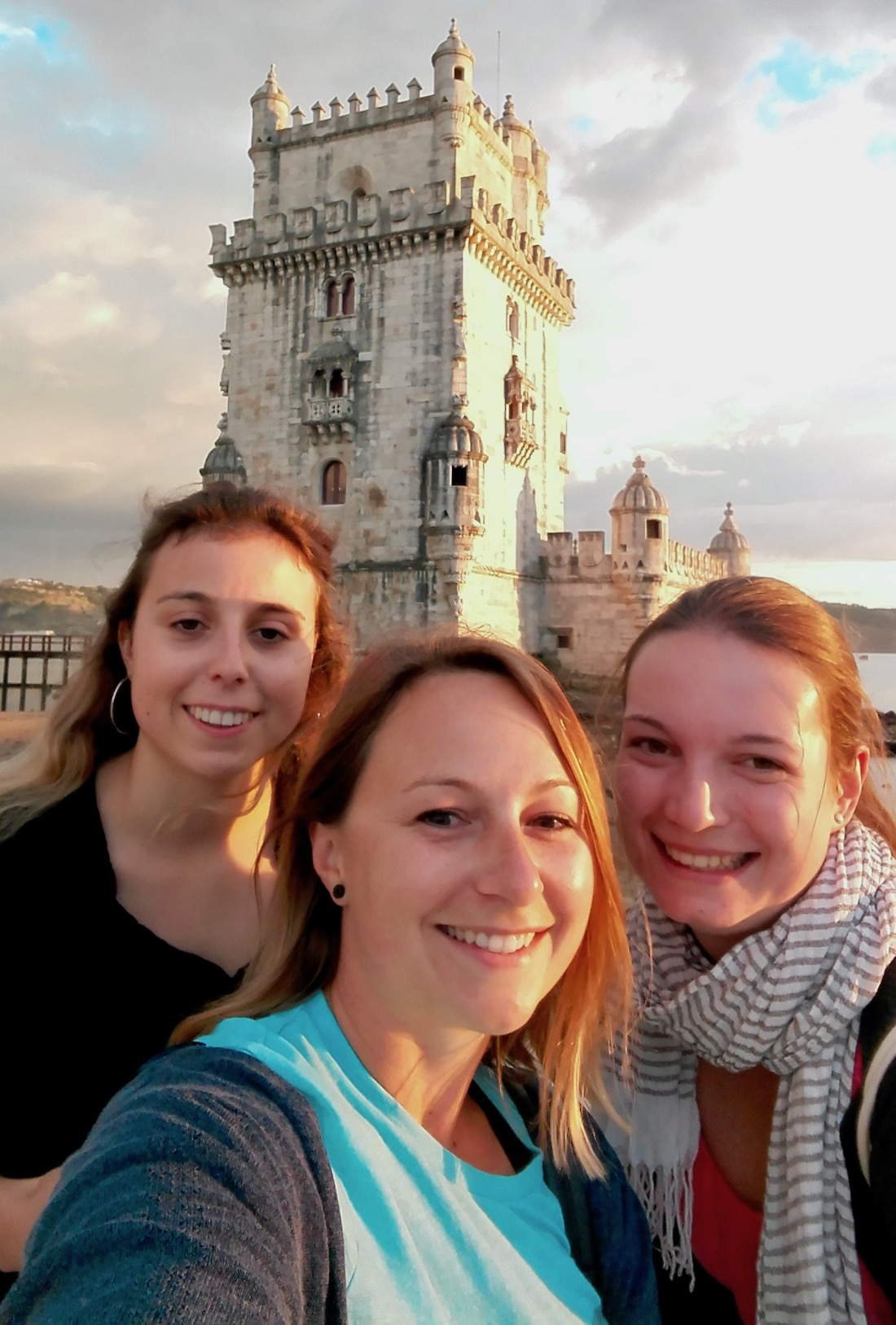 Drei Studierende der Technischen Universität Nürnberg