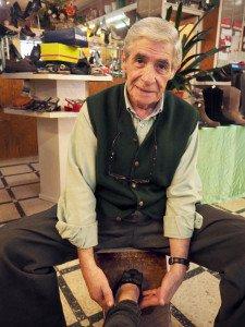 Arbeit statt Ruhestand – Vascos Rente reicht nicht zum Leben