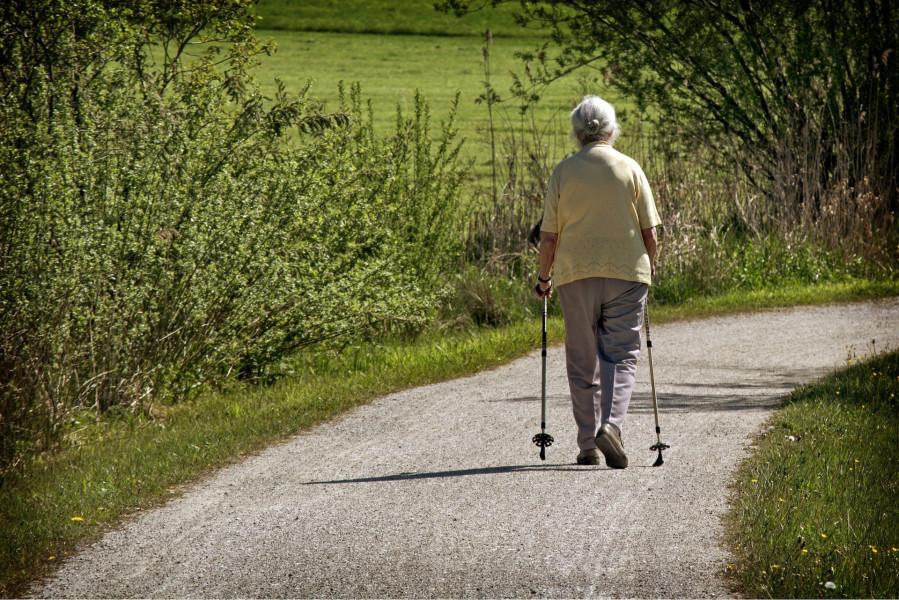 Muskeltraining im Alter
